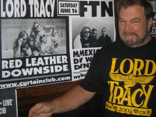 Lord Tracy T-Shirt (Reunion)